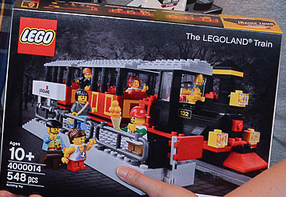 LEGO Inside Tour set 2014